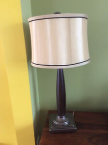 Set Table and Floor Lamp, Lampe de table QUALITY! not Ikea