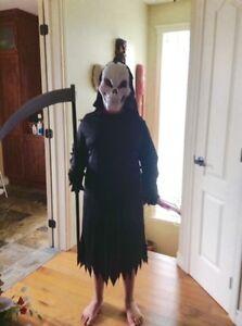 Costume Halloween 8-10 ans