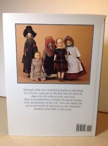 A Connosoisseur's Guide To Antique Dolls book with photos Cambridge Kitchener Area image 2
