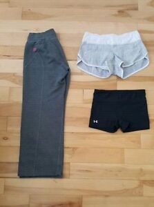 Lululemon and Under Armour