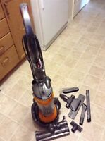Dyson DC 25 with extra attachments