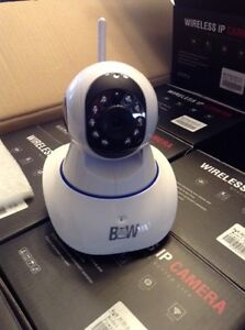 Pan/tilt wifi ip camera