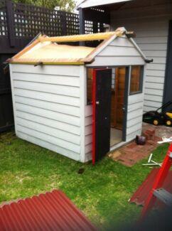 Beautiful timber cubby house Ashburton Boroondara Area Preview