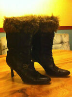 George Boots size 9