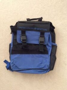 United Colors of Bennetton Camping Backpack