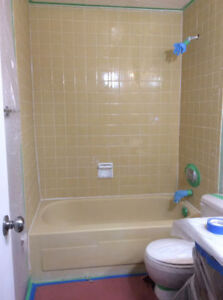 BATHTUB TILE SINK REGLAZING REFINISHING & CHIP REPAIR $200 Oakville / Halton Region Toronto (GTA) image 3