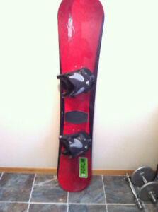 Selling 2 boards/Bindings Sims 153 Anthem 156