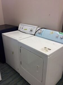 "TOP LOAD 27"" WASHER AND DRYERS BOTH FOR $350"