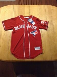 2016 Blue Jays Canada Day Jersey