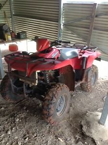 Quad bike Pine Mountain Ipswich City Preview