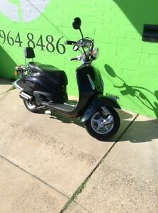 125 scooter benzhou Bexley Rockdale Area Preview