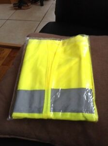 High Visibility warning Vest