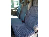 Transit Tourneo minibus rear seats