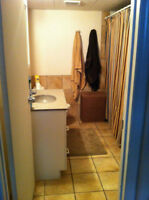 Furnished small basement suite-NW- AUG 1st - Confederation Park