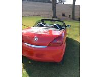 IMMACULATION CAR. VAUXHALL TIGRA CONVERTIBLE 1.4 2008 LOW MILAGE, 8 MONTHS MOT