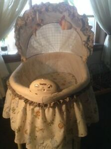 Bassinet - Animal Pattern - NEW PRICE