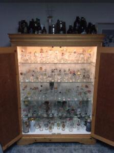 Collection de verres à Bières