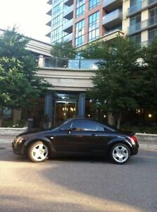 2001 Audi TT Coupe (2 door)-Near MINT-Lowkm-Never winter driven