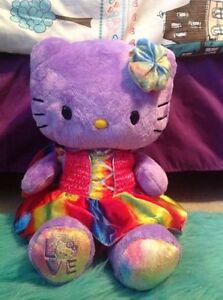 MOVING SALE - Build A Bears (Hello Kitty, Cat)
