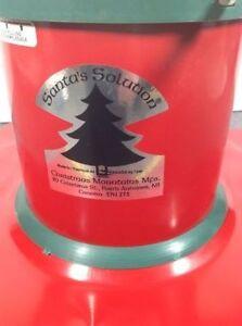 Heavy duty metal Christmas Tree Stand - Santa's Solution Cambridge Kitchener Area image 2