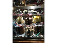 Dessert Chef/Cake Baker