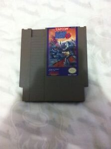 Mega man 3 Ghosts and Goblins nes very good condition :)