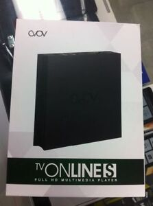 IPTV boxes with Built in WI FI in Burlington