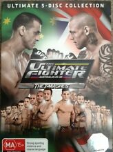 UFC the ultimate fighter the smashes dvd series Lyons Woden Valley Preview