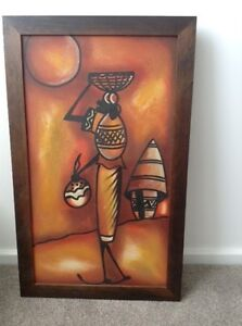 Art-2x African Pieces Scarborough Stirling Area Preview