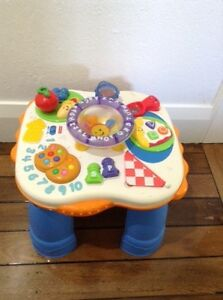 Fisher price interactive table Armidale Armidale City Preview