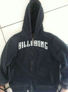 Billabong size large kids super thick and warm