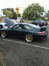 Porsche 911 GT3 Wheels and Semi-Slicks Ermington Parramatta Area Preview