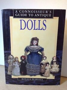 A Connosoisseur's Guide To Antique Dolls book with photos Cambridge Kitchener Area image 1