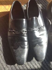 mens dress shoes 3 pairs like new