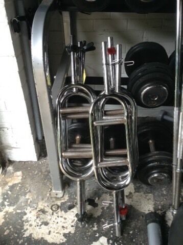 6 x Lightweight Tricep Curl Barsin Norwich, NorfolkGumtree - 6 in good condition £10 eachCollection from NR10 4EZ or can deliver for a delivery charge between £5 £10 in the Norfolk area depending on distance. Delivery to you as soon as possible or whenever convenient for you. If youre outside the Norfolk...