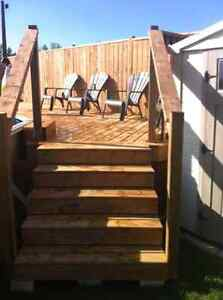 Fence and Decks Stratford Kitchener Area image 4