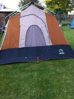 Top quality and in mint condition a trail master tent $70