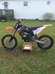 Sell or trade 2009 ktm 125