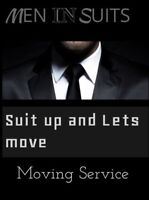 Let us Suit Up and Move You !!!