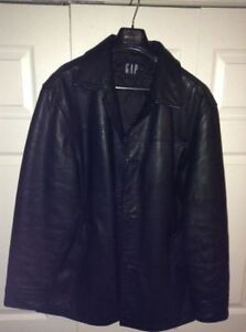 LEATHER JACKET !!! *** NEW LOW PRICE !!!** OPEN TO OFFERS !!!