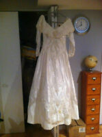 Robe de mariage- wedding dress