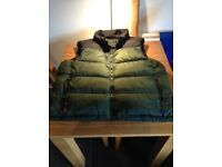 Ralph Lauren feather and down size xxl gilet