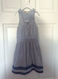 Brand Name Silver Jeans Dress Size 4T