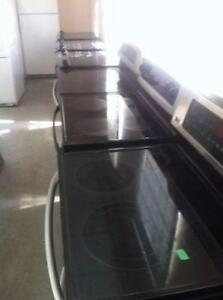 cuisiniere laveuse secheuse refregirateur remis a neuf prix d entrepot