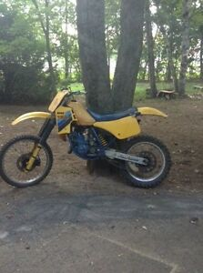 ISO 89 RM125 Parts