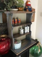 Étagère/Cuisine***Hutch & Shelf Unit for kitchen/diningroom