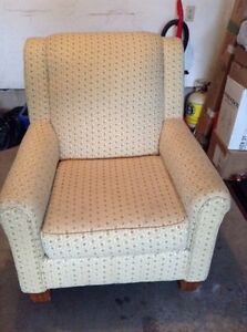 Accent chair  Kitchener / Waterloo Kitchener Area image 1