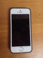 iPhone 5s - Silver / White - 64gb - Telus / Koodo