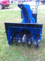 looking to buy a used snowblower
