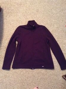 Ladies Roots zip up fleece